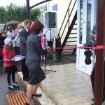 Открытие художественной школы, после реорганизации.